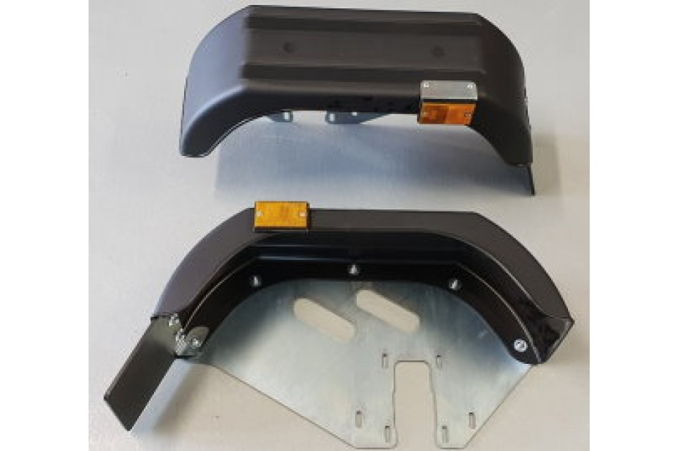 New Design Complete Mudguard Assembly
